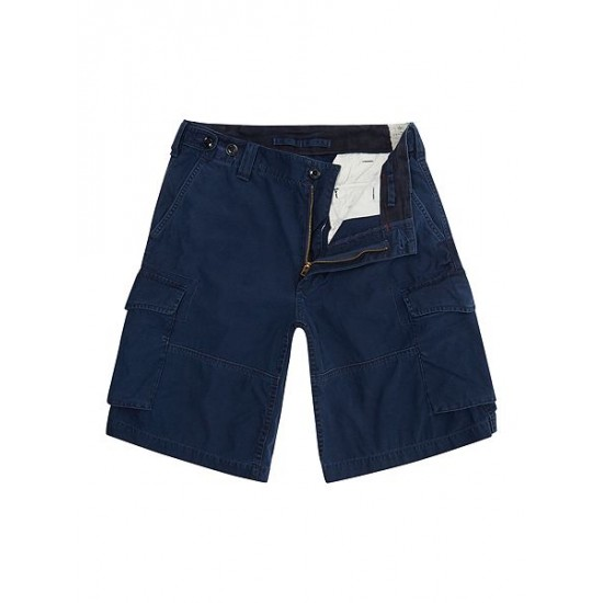 Ralph Lauren men's Classic Fit Cargo Shorts Navy
