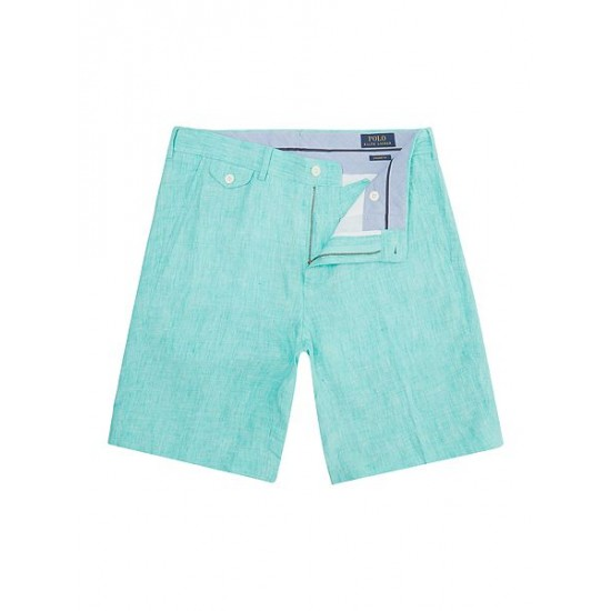 Ralph Lauren men's Straight Fit Briton Chino Shortsgreen