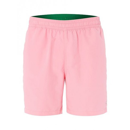 Ralph Lauren men's Classic Swim Shorts Pink