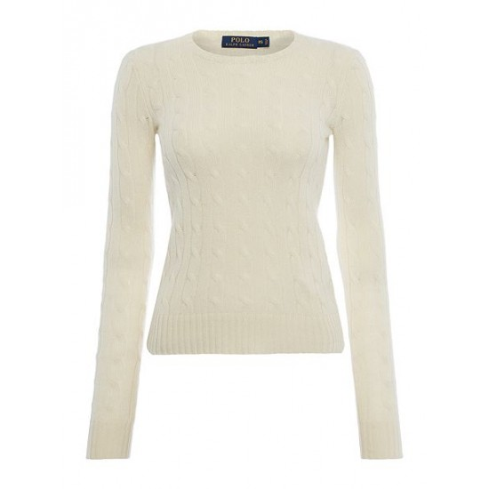 Ralph Lauren Women's Julianna Cashmere Cream